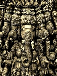 Ganesha -- the mover of obstacles