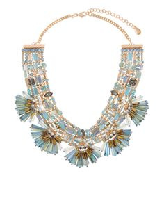 Freya Wow Statement Necklace from Accessorize