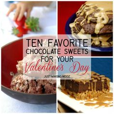 10 Favorite Chocolate Sweets For Your Valentine's Day grainfre recip, grain recip, cheesecak dream