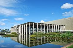 Palácio Itamaraty, em Brasília