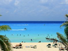 The Mayan Riviera is a stretch of immaculate Mexican beaches spanning towns between Puerto Morelos in the North and Tulum in the South.