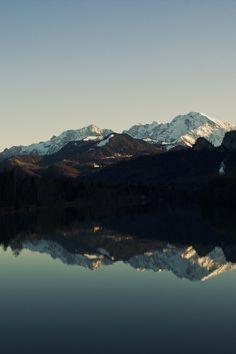 puch, salzburg, austria | nature + landscape photography #waterscape