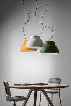 Buy online Cicala By martinelli luce, direct light powder coated aluminium pendant lamp design Emiliana Martinelli Pool Table Lighting, Dining Room Lighting, Cool Lighting, Lighting Design, Pendant Lighting, Pendant Lamps, Chandelier, Luminaire Design, Lamp Design