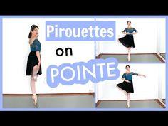 Pirouettes on Pointe | Kathryn Morgan - YouTube