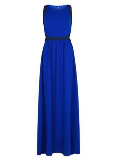 Mango cut-out detail gown, £69.99