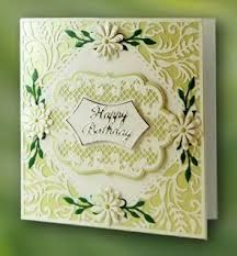 hand made cards with spellbinders - Google Search