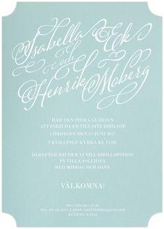 Vintage Impression Aqua Wedding Invitation from Calligraphen Aqua Wedding, Nautical Wedding, Art Quotes, Wedding Invitations, Vintage, Beach, Wedding Invitation Cards, Seaside, Wedding Stationery