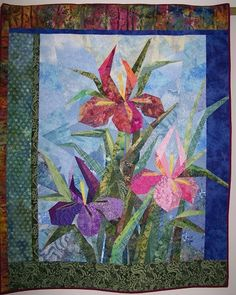 Vote Now: Paper Pieced Quilts / Quilting Gallery