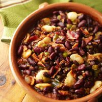 Smoky Baked Beans from Diabetic Living Magazine