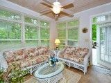 Screened in Porch (Southern Style) 51 Hollybrook Drive ~ MLS#539753 ~ $615,000 #Hendersonville #NC #RealEstate