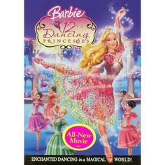 Barbie in The 12 Dancing Princesses (Widescreen)