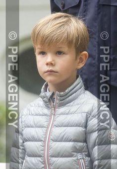 Prince Vincent, 15 juillet 2017, Parade équestre devant le château de Graasten, Graasten (Danemark)