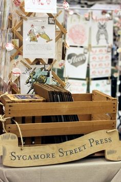 Craft Booth Display Ideas from Everything Etsy