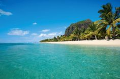 Visit the pristine beaches of Mauritius, and stop by the Del Sol store in Grand Baie