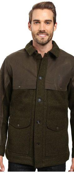 Filson Mack Tin Cruiser (Forest Green) Men's Clothing - Filson, Mack Tin Cruiser, 11010770, Apparel Top General, Top, Top, Apparel, Clothes Clothing, Gift, - Street Fashion And Style Ideas