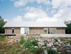 moderní chalupa se sedlovou střechou | Architektura a design | ADG