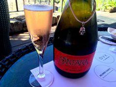 Enjoying an afternoon of #champagnetasting @mummnapa @visitnapavalley of the #Santana Mumm Napa collaboration - it is a Supernatural bubbly! #farewellSFtour