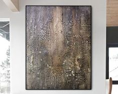 Original Large Abstract paintings By Professionals by WallAbstract Large Artwork, Original Artwork, Abstract Paintings, Abstract Art, Beautiful Homes, Etsy Seller, The Originals, House Of Beauty, Abstract Drawings