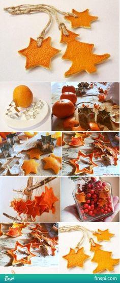 orange peel #decor