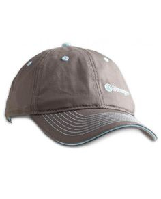 Stoeger Brown And Teal Embroidered Logo Hat