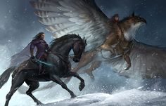 Riders by sandara.deviantart.com on @deviantART
