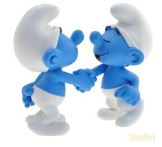 New Plastoy Smurf -  available May 2015
