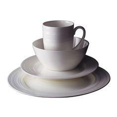 Tabletops Gallery Sherise 16-pc. Dinnerware Set