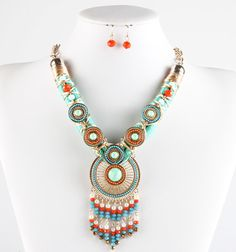 Fashion Necklace  Spring 2017