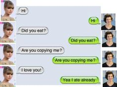 A bunch of funny text messages. Screen captures of text message fails, auto correct and more. So funny. Funny Text Message Jokes, Funny Texts Jokes, Text Jokes, Cute Texts, Funny Messages, Funny Relatable Memes, Funny Posts, Funny Quotes, Funny Text Messages Fails