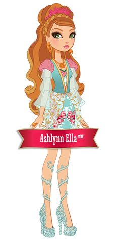 ever after high ashlynn ella clipart - Google Search