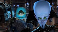 Megamind. I actually liked this. I liked it a lot.