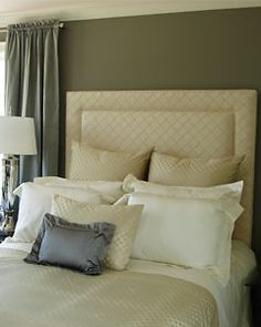 Home Decor Photos: Bringing the Beach to the Bedroom from The Nest - pretty bedroom colors