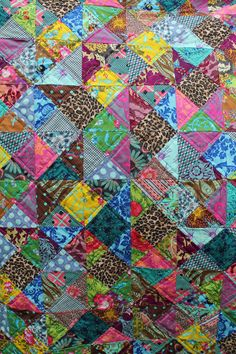 Little Island Quilting: The happy accident