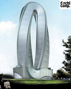 Q-Ship Tower - Ad Dawhah, Qatar - 2011 - Archi-Comp.