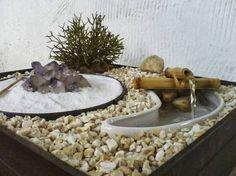 Ufficio Zen Garden : Diy a desktop zen garden nice gardens gardens