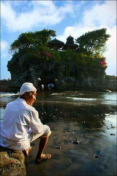 Tanah Lot - Bali, one of my favourite places <3