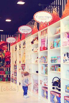 hair salone for kids... El Peine Mágico