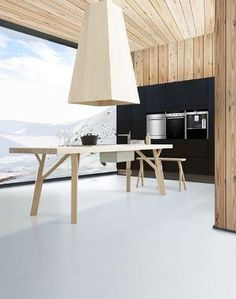 Raw Pine Wood Furniture Design by connie