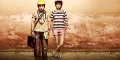 Anushka Sharma's PK Movie First Look Poster