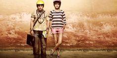 Anushka Sharma's PK Movie First Look Poster