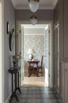 House Design, Interior Desig, House Interior, Flat Interior, Classic Style Interior, Room Layout, Home Furniture, Home Decor, Furniture Decor