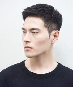 99 Fabulous Men Short Hairstyles Ideas For Thick Hair – Hair Styles Asian Men Short Hairstyle, Asian Man Haircut, Korean Haircut Men, Hairstyles For Asian Men, Men Hairstyle Thick Hair, Men Haircut Short, Japanese Hairstyles, Short Undercut, Gorgeous Hairstyles