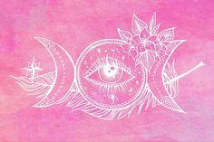 The Triple Goddess by CarlyMarie