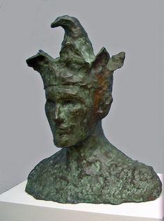 Pablo Picasso - Le Fou bronze, 1905