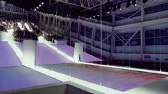 Dior Cruise 2015 - New York - Set