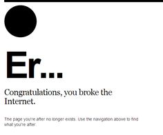 Our 404 page image :)