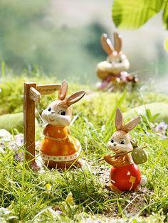 Goebel króliki z porcelany http://manufakturastylu.pl/332-dekoracje-wielkanocne