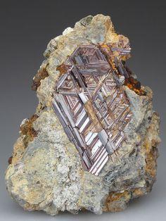 Rutile from Namibia. DerHammerStein Auction