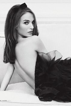 Natalie Portman, a classic beauty. Best smile in Hollywood.