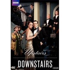 Upstairs Downstairs 2010+ version.  This takes place in pre WWII England.  Love the sets and costumes.  Interesting to think back on the class divisions of society.  Alex KIngston's character puts an curious spin on the times.